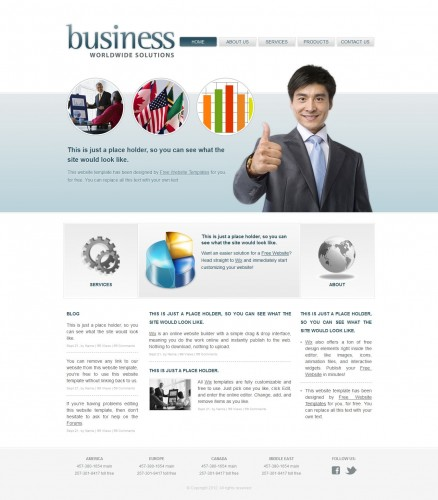 Demo giới thiệu công ty