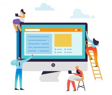 5 dấu hiệu website cần xây dựng lại